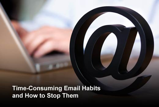 Time-Consuming Email Habits